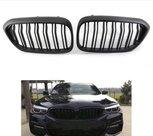 BMW-G30-mat-zwarte-dual-M-look-grille