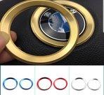 BMW-E39-E60-E90-E34-E46-stuurwiel-aluminium-ring-color