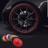 Banden styling deco strip diversen kleuren_