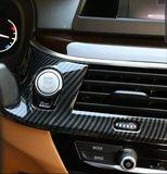 BMW G30 carbon trim ventilator_
