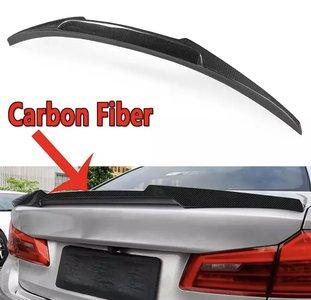 BMW G30 carbon spoiler lip