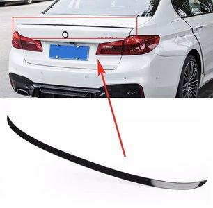 BMW G30 glans zwarte spoiler lip gesoten