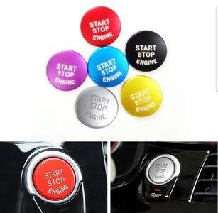 BMW E90 start stop knop diversen kleuren