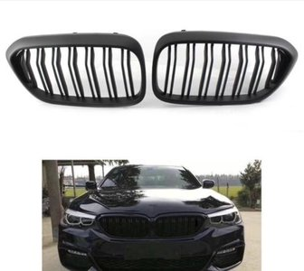 BMW G30 mat zwarte dual M look grille