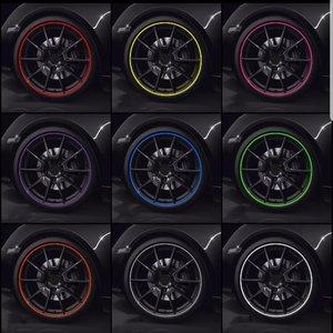 Banden styling deco strip diversen kleuren